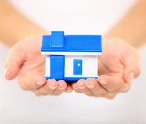 casa asegurada
