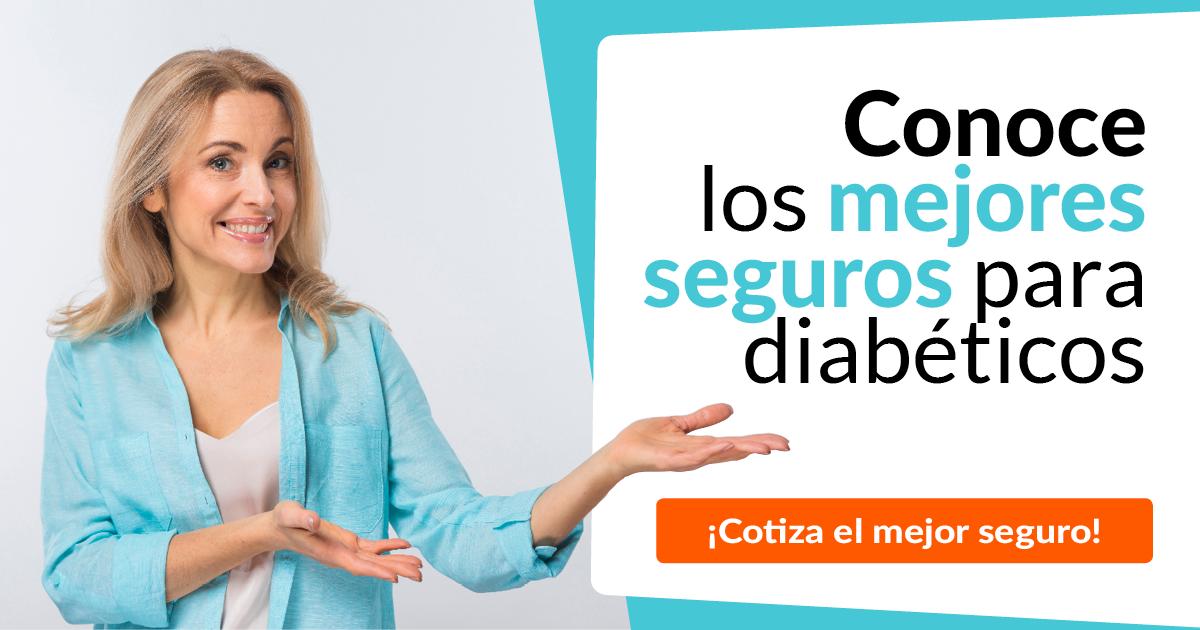 Seguro de gastos médicos para diabéticos