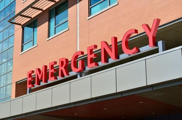 urgencia medica extranjero
